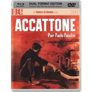 Accattone/ Comizi d'amore [Love Meetings] (1961 / 1958) (Masters of Cinema) [Dual Format Blu-ray & DVD]